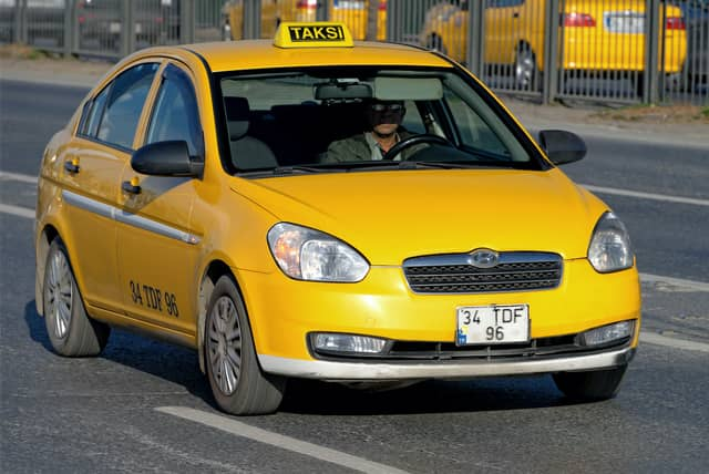 istanbul airport taxi